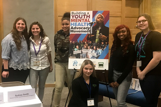 Building a Youth Advocacy Movement: Local Students Present at Rep. Dan Miller's Mental Health Summit