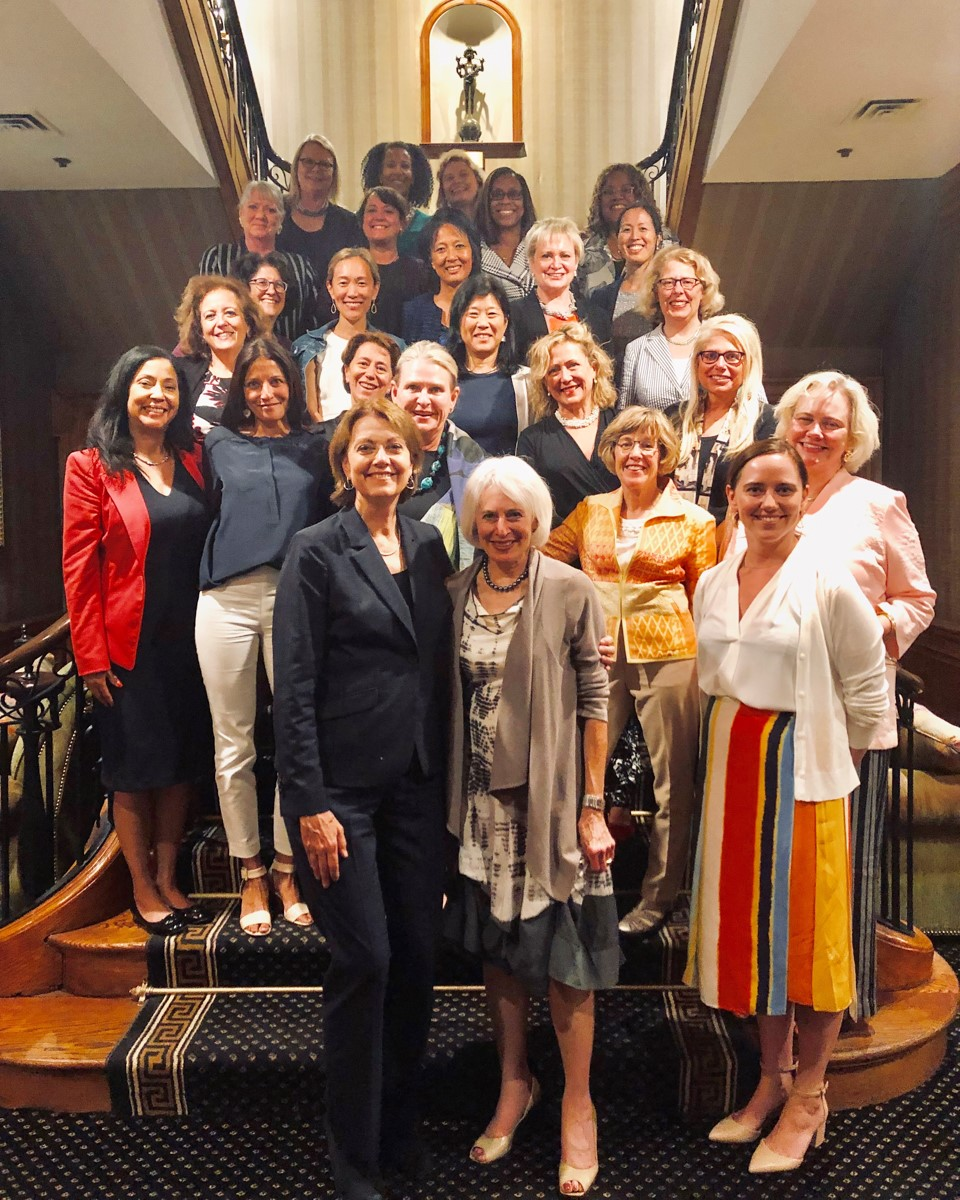 Women of Impact gather in DC to strengthen leadership, consider action