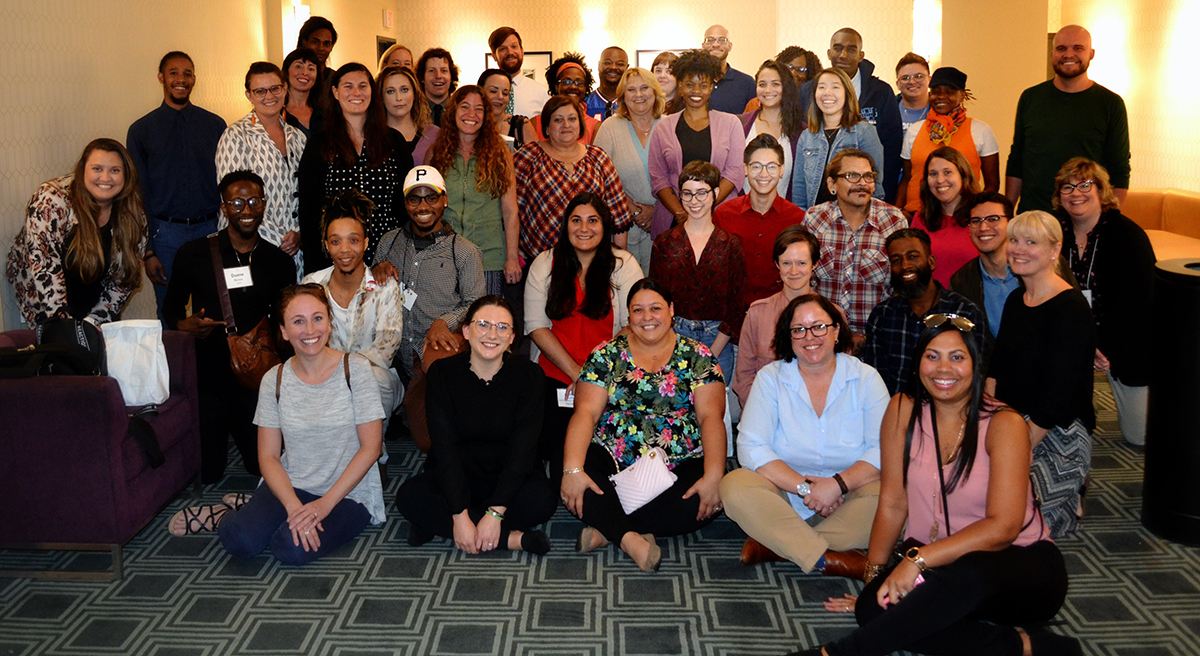 Members of JHF's statewide Minority AIDS Initiative and Southwest PA Ryan White grantees gathered for a combined learning collaborative in Pittsburgh.